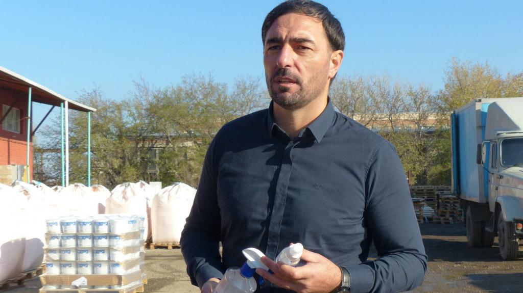 Благодаря господдержке на Ставрополье активно развивается химическая промышленность
