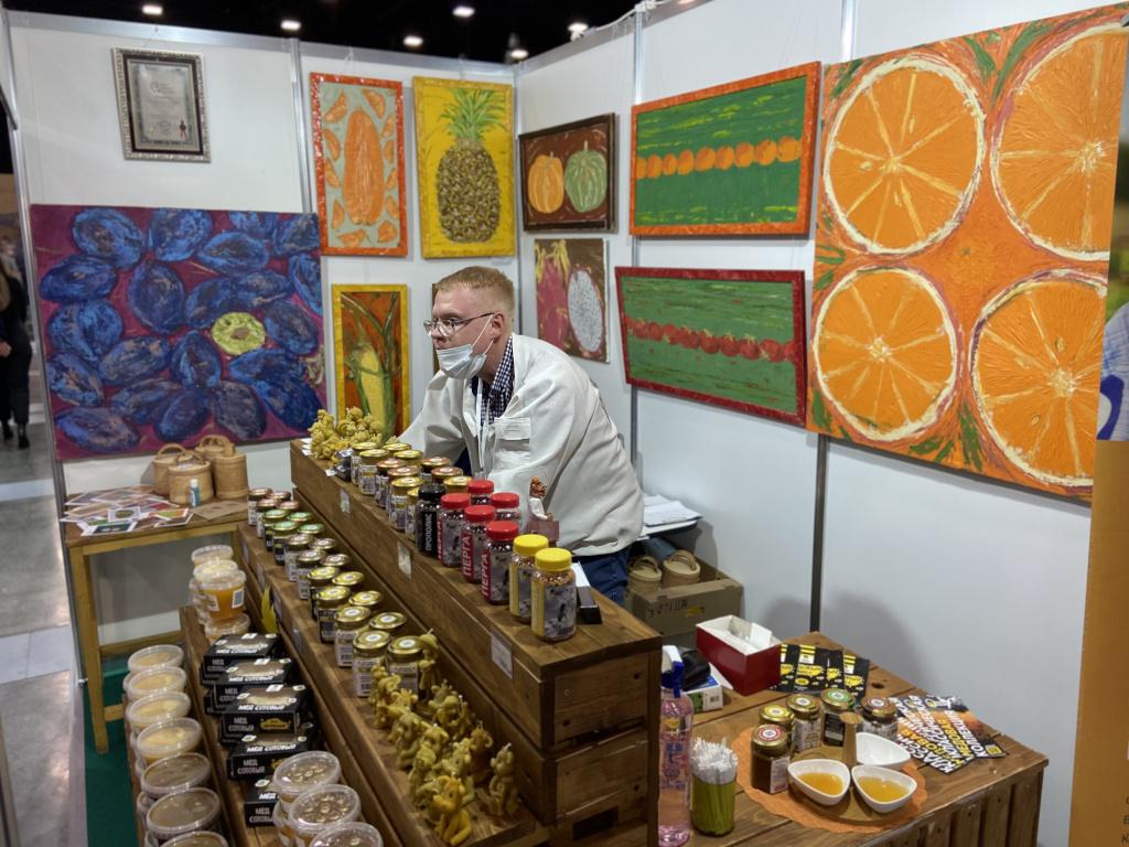 Тверские компании бесплатно принимают участие в международной выставке