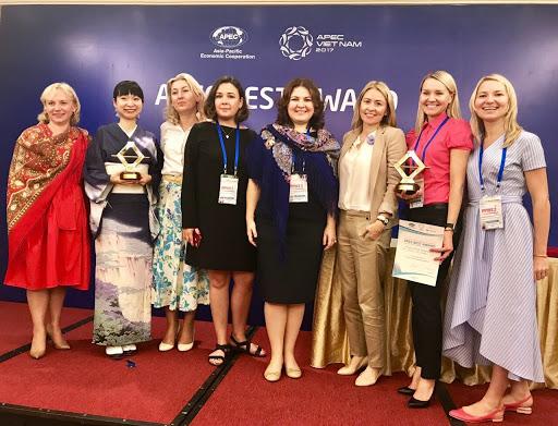 Идёт отбор заявок на международный конкурс женских бизнес-проектов