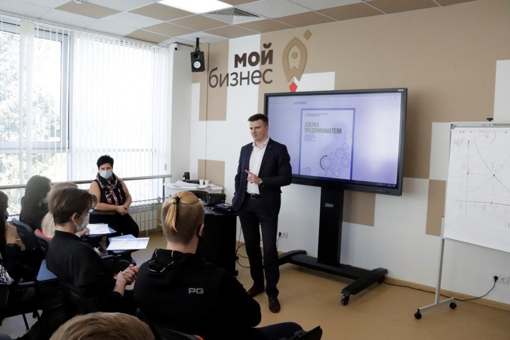 В Тульской области создают особые условия для молодёжи, планирующей начать собственный бизнес