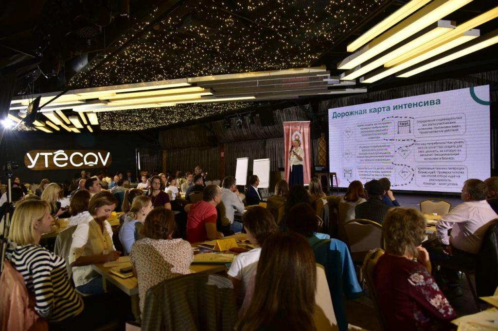 В Самарской области стартовал «Интенсив по развитию предпринимательских компетенций»