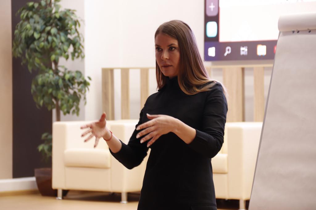 В Центре «Мой бизнес» Тульской области прошла обучающая программа «Школа предпринимательства»
