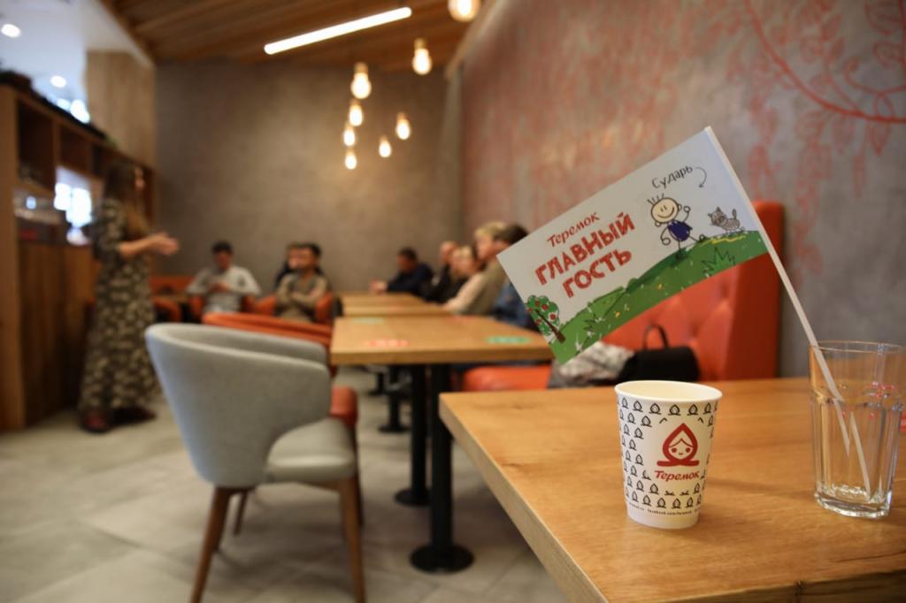 «Теремок» и «Принцип NOVO» провели мастер-классы для бизнесменов Ленобласти