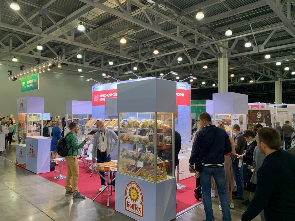 Красноярские производители получили золотые медали на выставке WorldFood